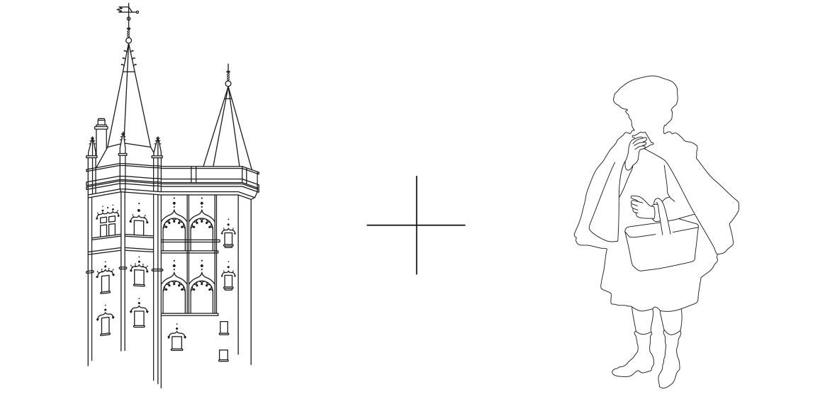 Identité visuelle chateau nantes