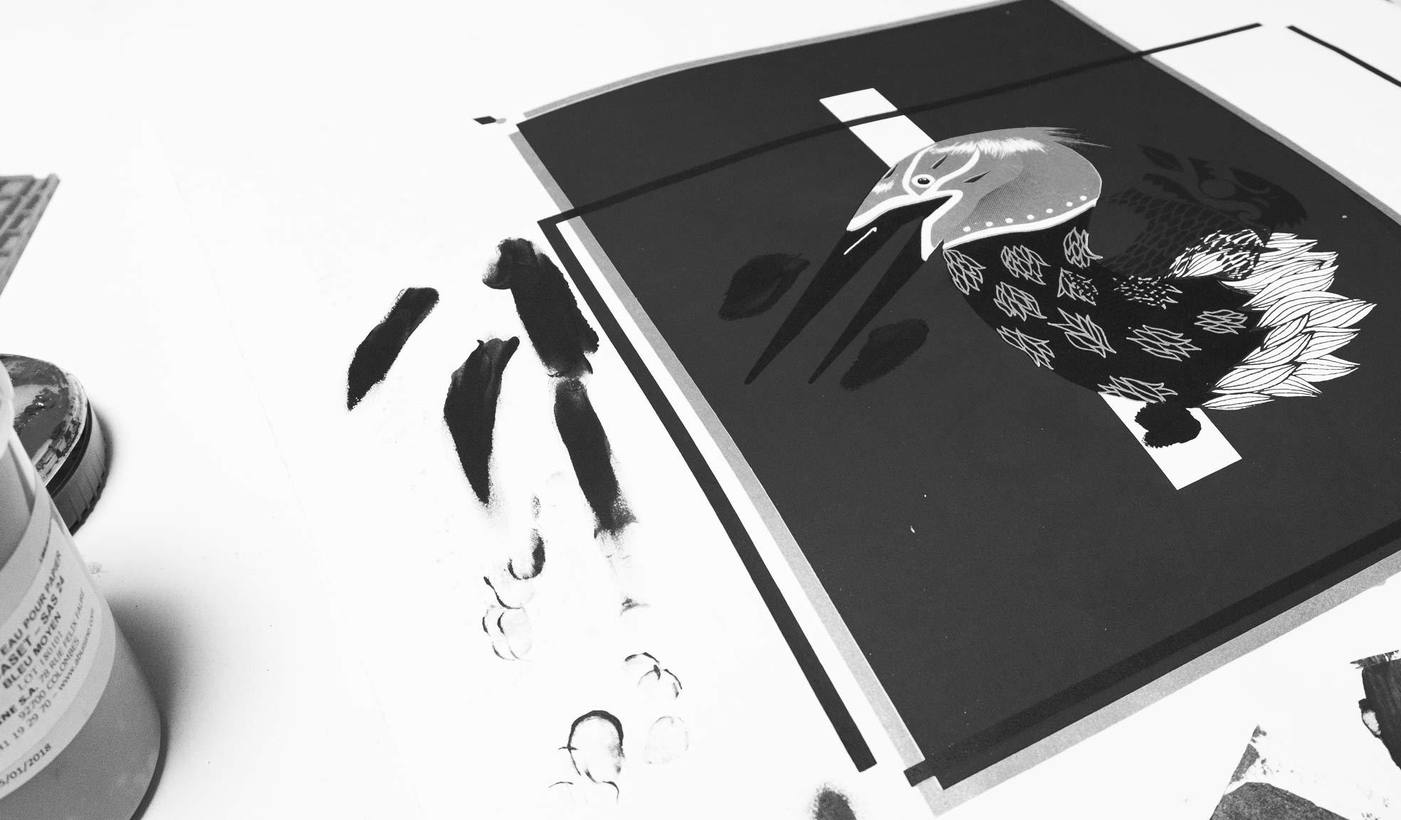 Birds-sérigraphie-29